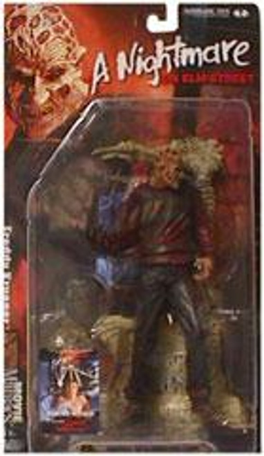 McFarlane Toys A Nightmare on Elm Street Movie Maniacs Series 4 Freddy Krueger Action Figure