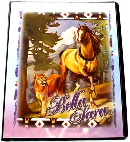 Ultra Pro Bella Sara Card Supplies Mountain Lion 4-Pocket Binder