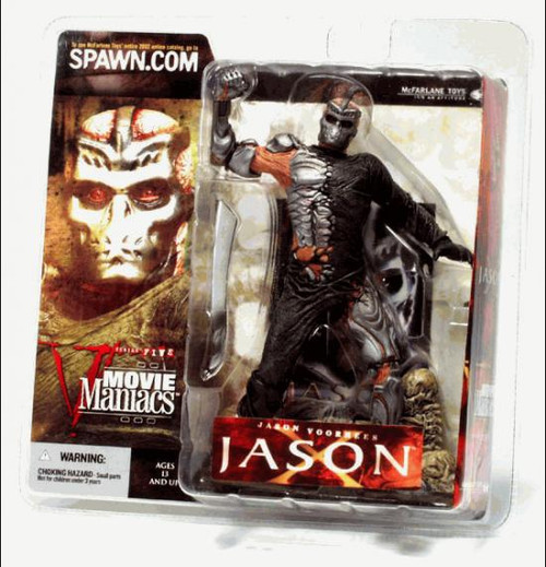 McFarlane Toys Friday the 13th Movie Maniacs Series 5 Jason X Action Figure