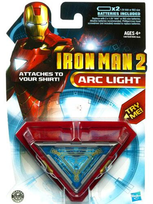 Iron Man 2 Mark VI ARC Light Roleplay Toy