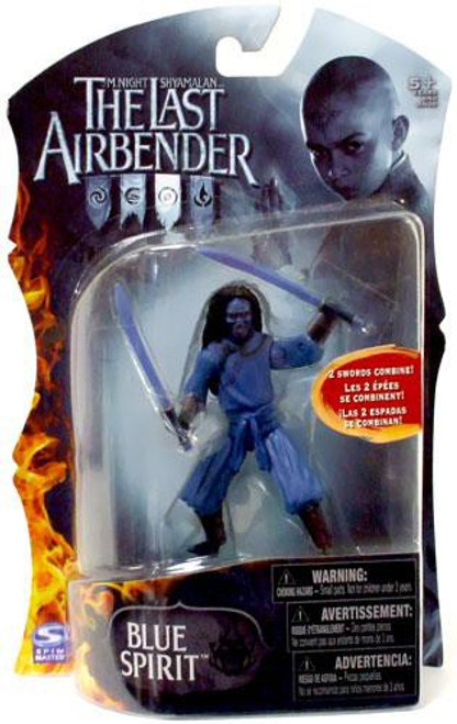 Avatar the Last Airbender Blue Spirit Action Figure [Mask On]