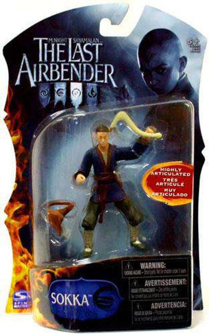 Avatar the Last Airbender Sokka Action Figure