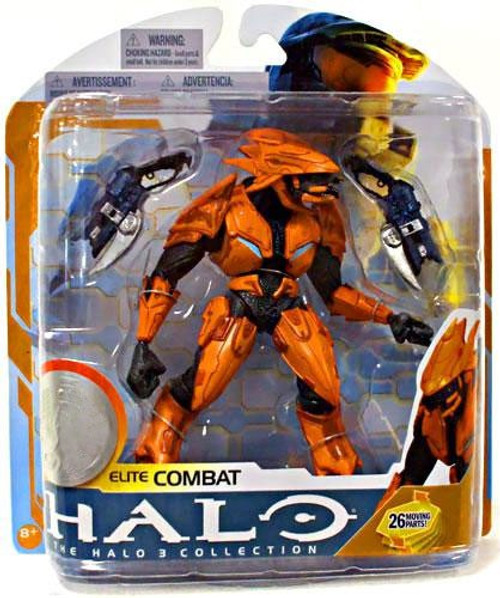 McFarlane Toys Halo 3 Series 8 Elite Combat Exclusive Action Figure [Orange]