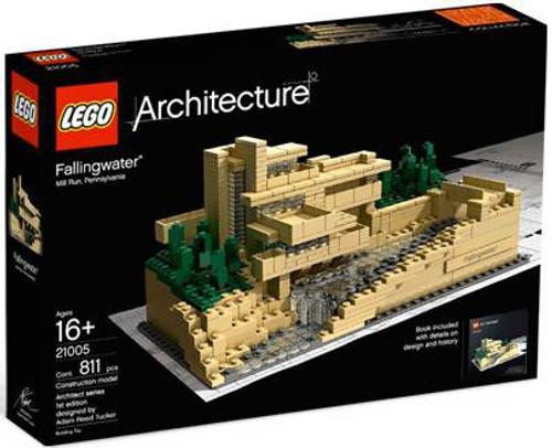 LEGO Architecture Fallingwater Set #21005