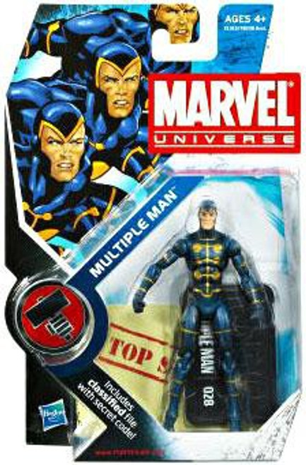 Marvel Universe Series 10 Multiple Man Action Figure #28