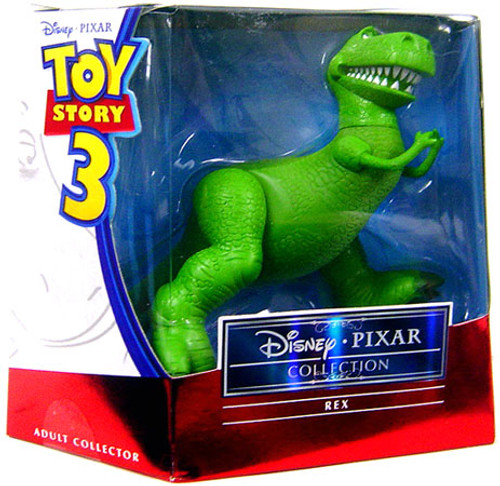 Toy Story 3 Disney Pixar Collection Rex Action Figure [Foil Package]