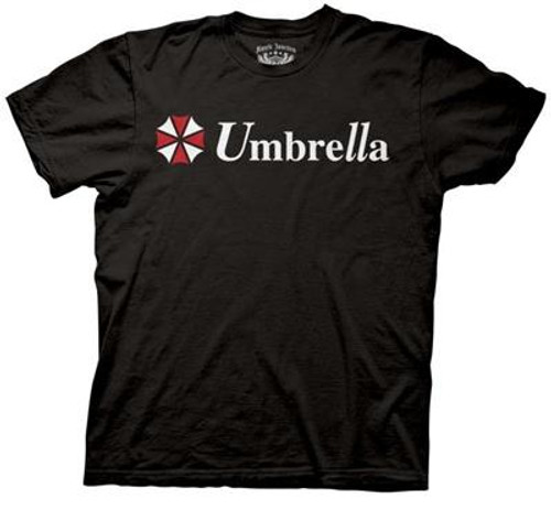 Resident Evil Umbrella T-Shirt [Adult Small]