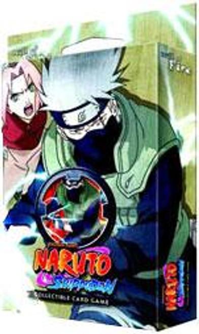 Naruto Shippuden Will of Fire Kakashi Theme Deck