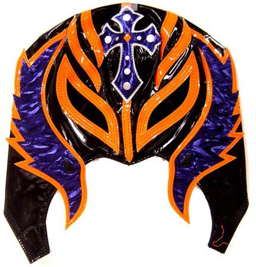 WWE Wrestling Rey Mysterio Replica Mask [Youth, Purple & Orange]