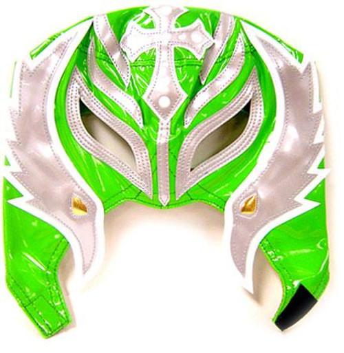 WWE Wrestling Rey Mysterio Replica Mask [Youth, Green & Gray]