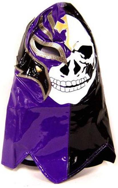 WWE Wrestling Rey Mysterio Replica Mask [Youth, Skull Design]