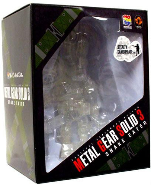 Metal Gear Solid 3 Naked Snake Vinyl Collectible Doll [Camouflage Version]