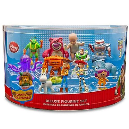 Disney Toy Story 3 Deluxe Figurine Set Exclusive
