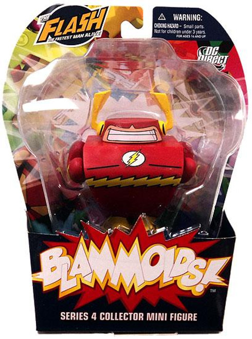 DC Blammoids Series 4 The Flash Mini Figure