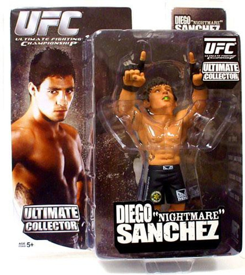 UFC Ultimate Collector Series 3 Diego Sanchez Action Figure