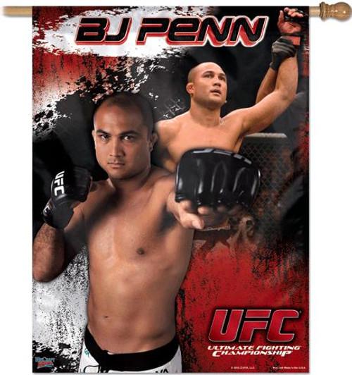 UFC B.J. Penn Banner