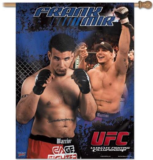 UFC Frank Mir Banner