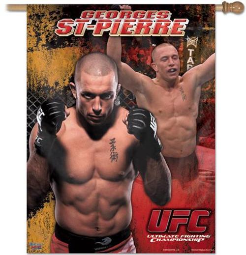 UFC Georges St Pierre Banner