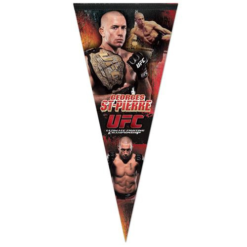 UFC Georges St Pierre Pennant