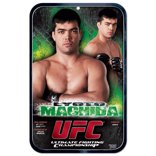 UFC Lyoto Machida Sign