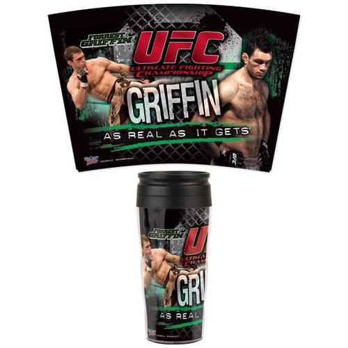 UFC Forrest Griffin Travel Mug