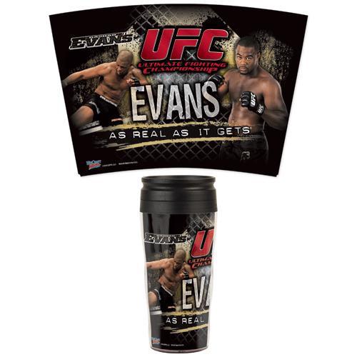 UFC Rashad Evans Travel Mug