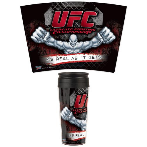 UFC Ultimate Fighter Travel Mug