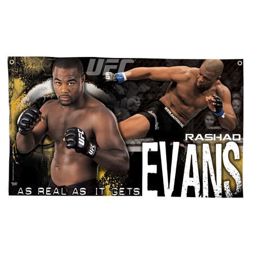 UFC Rashad Evans Wall Banner