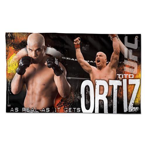 UFC Tito Ortiz Wall Banner