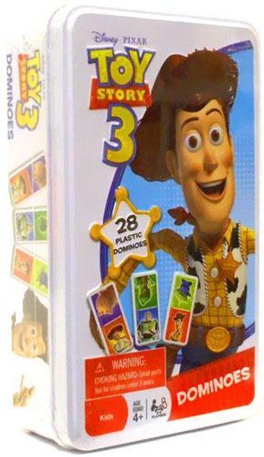 Disney Toy Story 3 Toy Story Dominoes Game