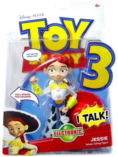 Toy Story 3 Electronic Talking Jessie Action Figure