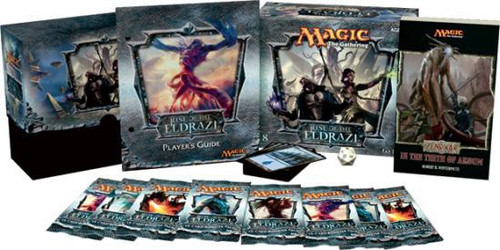 MtG Rise of the Eldrazi Fat Pack [Sealed]