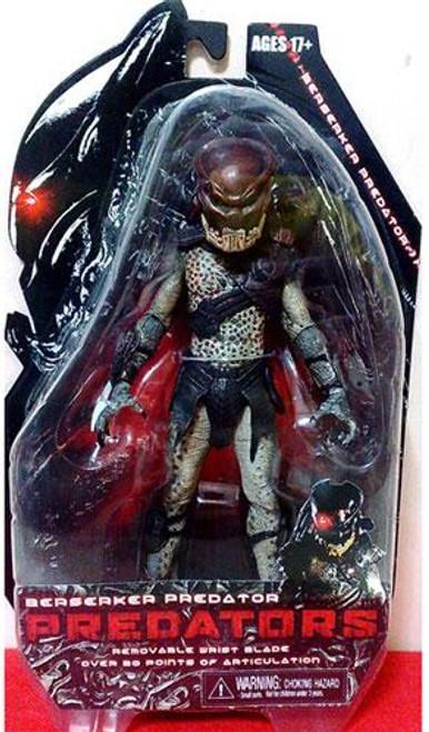 NECA Predators Series 1 Berserker Predator Action Figure [Masked]