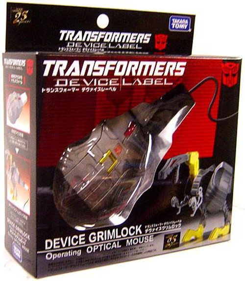 Transformers Japanese Device Label Device Grimlock Optical Mouse