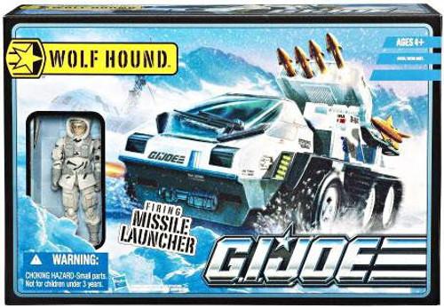 GI Joe Pursuit of Cobra Wolf Hound Action Figure Vehicle