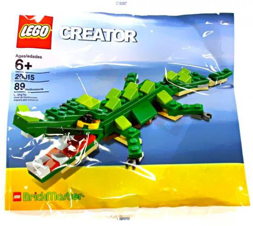 LEGO Creator Crocodile Exclusive Mini Set #20015 [Bagged]