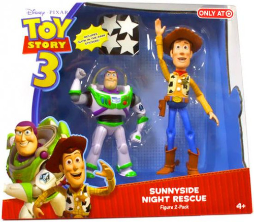 Toy Story Sunnyside Night Rescue Exclusive Action Figure 2-Pack