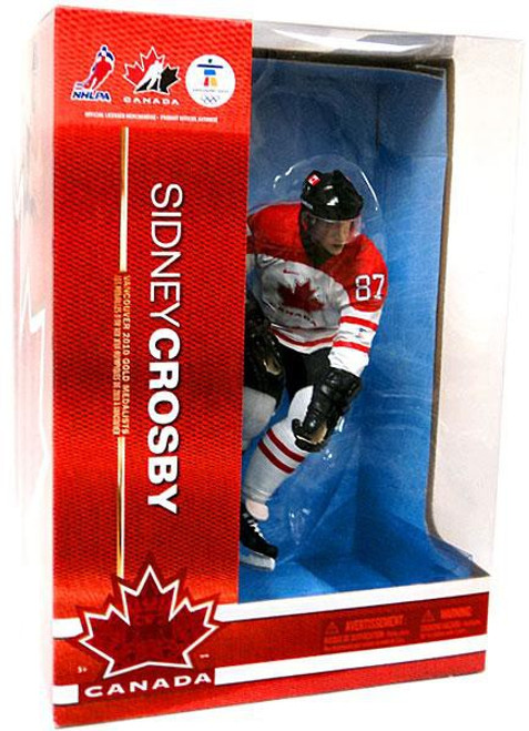 McFarlane Toys NHL Team Canada Sports Picks 12 Inch Deluxe Sidney Crosby Action Figure