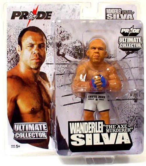 UFC Ultimate Collector Series 3 Wanderlei Silva Action Figure [Pride Variant]
