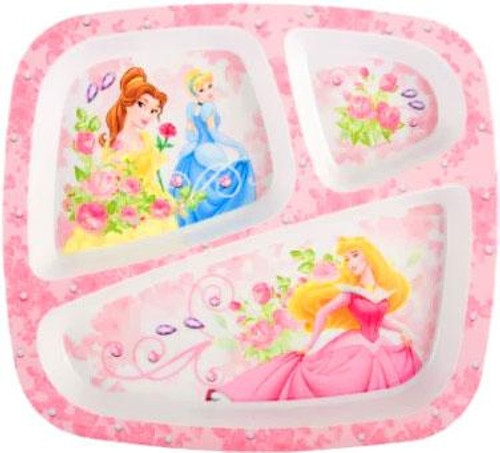 Disney Princess 3-Section Tray