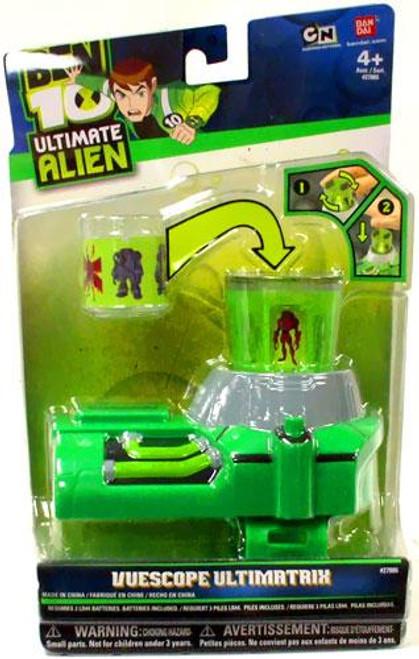 Ben 10 Ultimate Alien 2010 Vuescope Ultimatrix Roleplay Toy