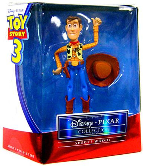 Toy Story 3 Disney Pixar Collection Sheriff Woody Action Figure [Foil Package]