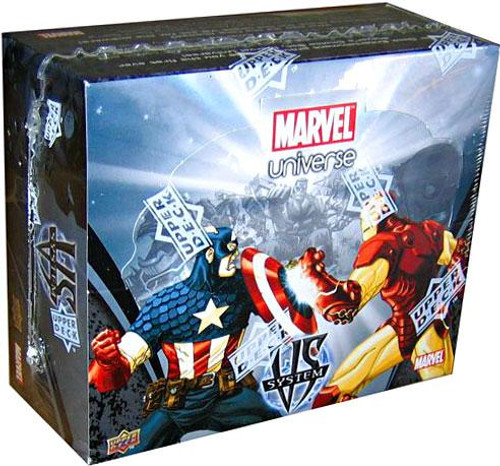 VS System Trading Card Game Marvel Universe Booster Box
