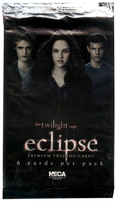 NECA Twilight Eclipse Series 1 Trading Card Pack