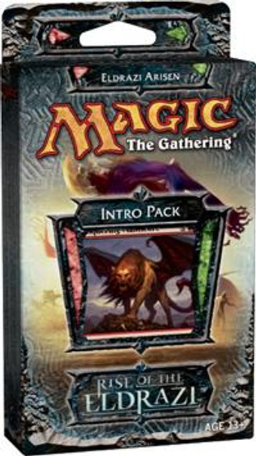 MtG Rise of the Eldrazi Eldrazi Arisen Intro Pack [Sealed Deck]