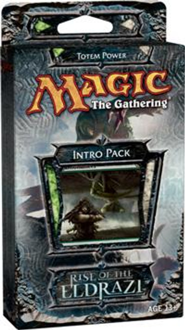 MtG Rise of the Eldrazi Totem Power Intro Pack [Sealed Deck]