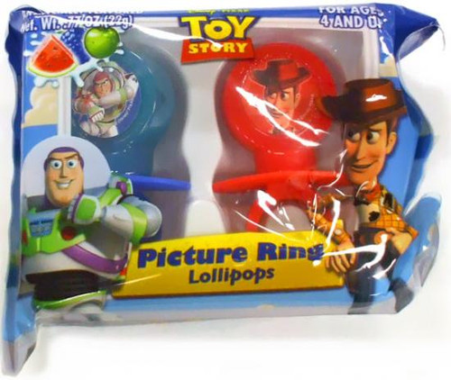 Toy Story Picture Ring Lollipops