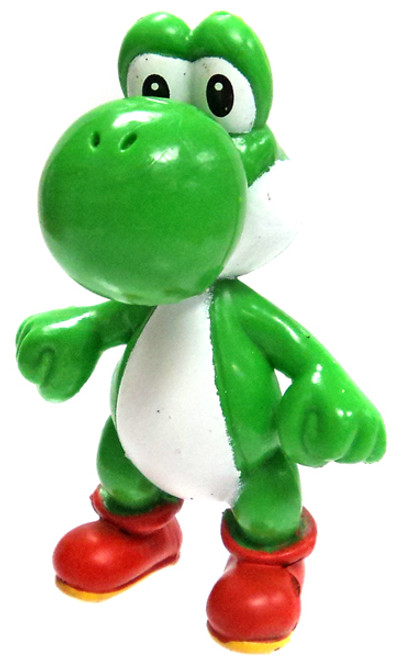 Super Mario Yoshi 2-Inch Mini Figure [Loose]
