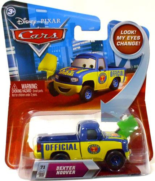 Disney Cars Lenticular Eyes Series 2 Dexter Hoover Diecast Car