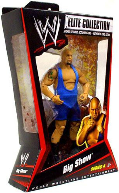 WWE Wrestling Elite Series 4 Big Show Action Figure